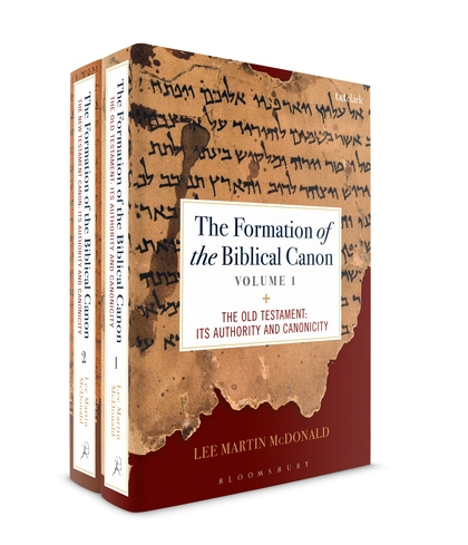 The Formation of the Biblical Canon: 2 Volumes the ascension of authorship – attribution and canon formation in jewish hellenistic and christian traditions