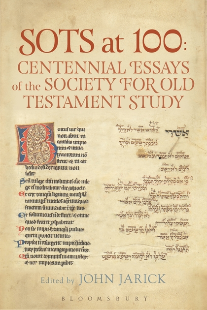 SOTS at 100: Centennial Essays of the Society for Old Testament Study the folk and old slavic motifs in the 17th century folk bible
