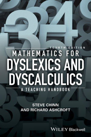 Mathematics for Dyslexics and Dyscalculics: A Teaching Handbook teaching mathematics in kenya
