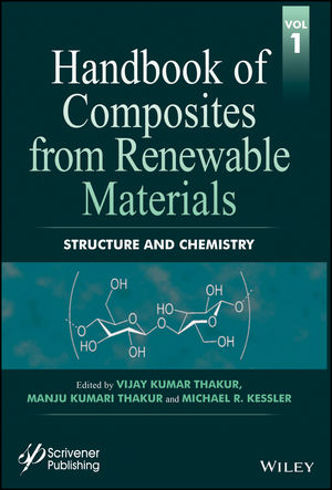 Handbook of Composites from Renewable Materials, Structure and Chemistry купить