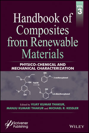 Handbook of Composites from Renewable Materials, Physico-Chemical and Mechanical Characterization handbook of magnetic materials 19