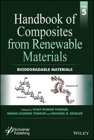 Handbook of Composites from Renewable Materials, Biodegradable Materials купить