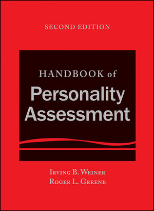 Handbook of Personality Assessment banta trudy w assessment clear and simple a practical guide for institutions departments and general education