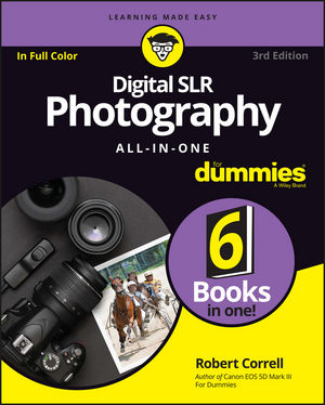 Digital SLR Photography All-in-One For Dummies barry burd a android application development all in one for dummies