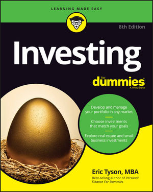 Investing For Dummies eric tyson investing all in one for dummies