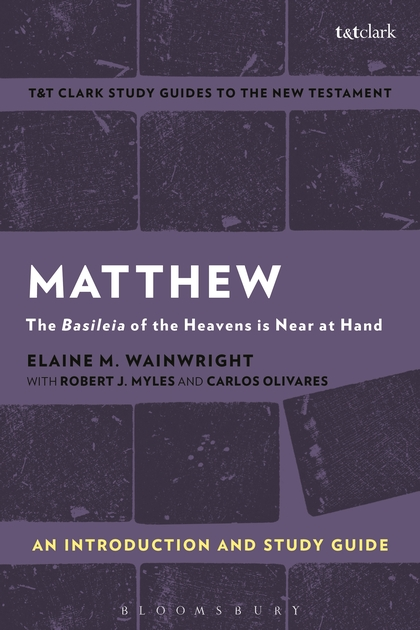 Matthew: An Introduction and Study Guide: The Basileia of the Heavens is Near at Hand shame