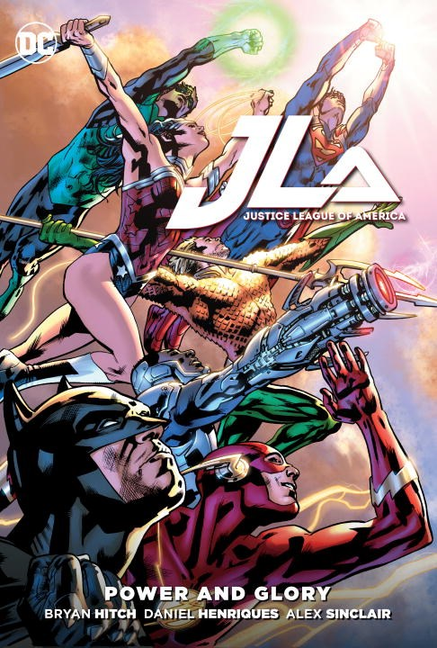 Justice League of America: Power & Glory christos gage justice league beyond power struggle
