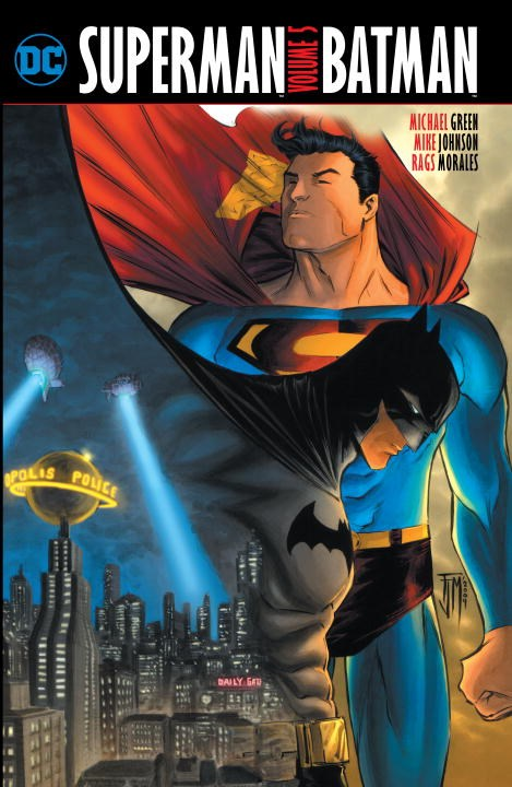 Superman/Batman: Volume 5 batman 66 volume 3