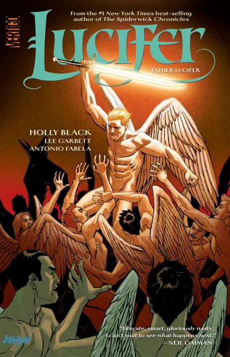 Lucifer Vol. 2: Father Lucifer earth 2 vol 3 battle cry the new 52