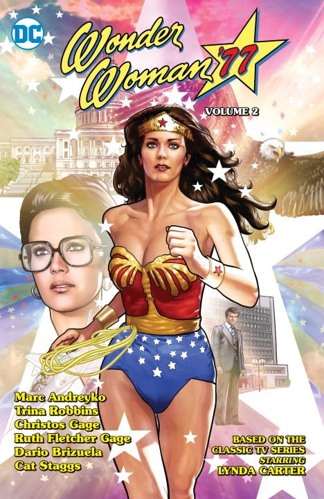 Wonder Woman '77 Volume 2 a sense of wonder