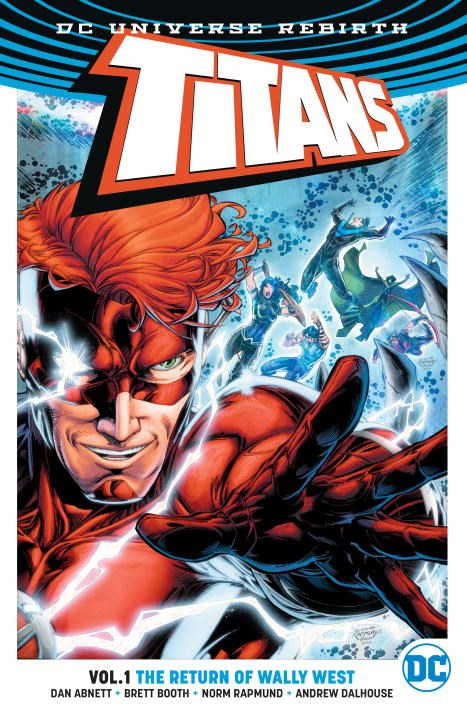 Titans Vol. 1: The Return of Wally West (Rebirth) tiny titans vol 01