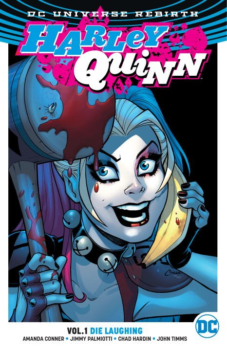 цены  Harley Quinn: Volume 1: Die Laughing