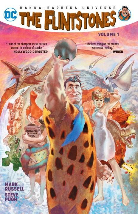 The Flintstones: Volume 1