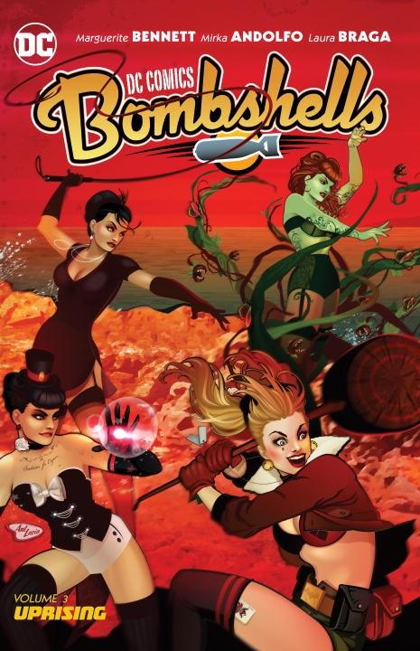 DC Comics: Bombshells: Volume 3: Uprising the history of england volume 3 civil war