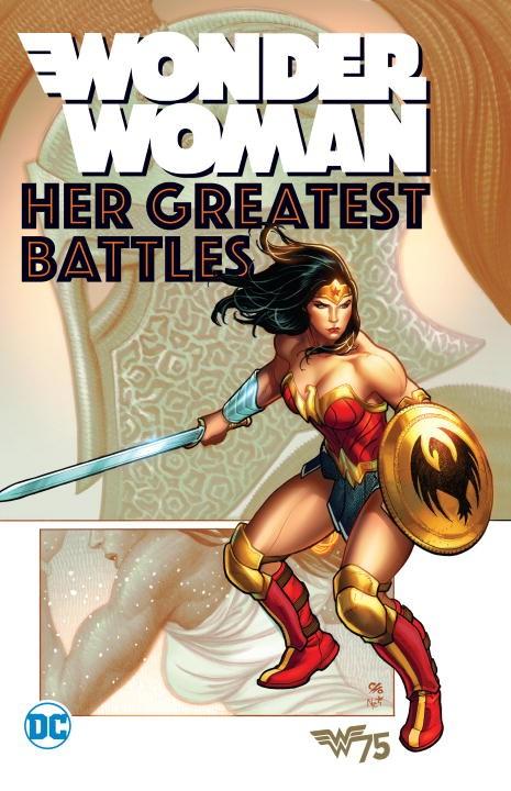 Wonder Woman: Her Greatest Battles wonder woman vol 3 the truth rebirth