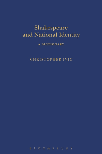 Shakespeare and National Identity: A Dictionary cultural identity in the edo period