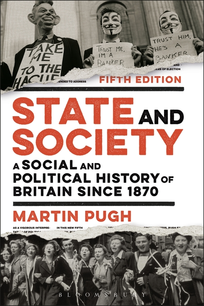 State and Society: A Social and Political History of Britain since 1870 the demands of liberty – civil society in france since the revolution