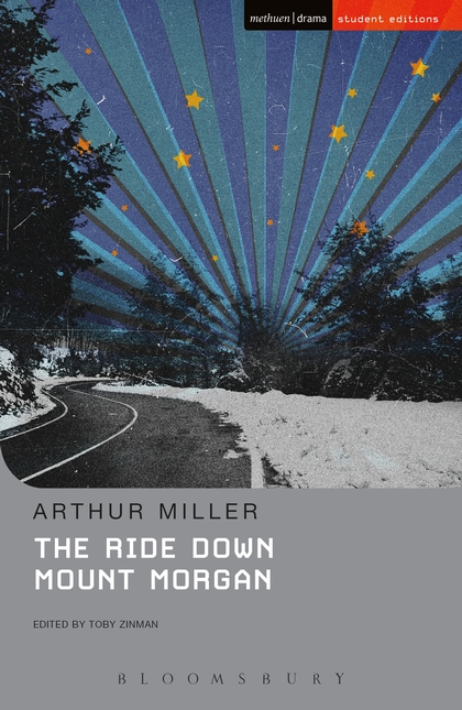 The Ride Down Mt. Morgan morgan upstairs in the garden cloth