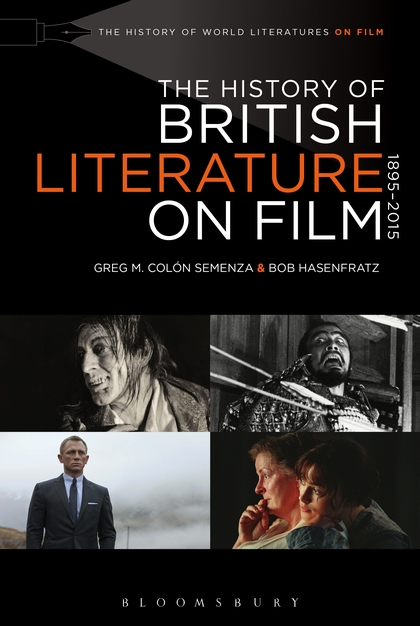The History of British Literature on Film, 1895-2015 shakespeare w the merchant of venice книга для чтения