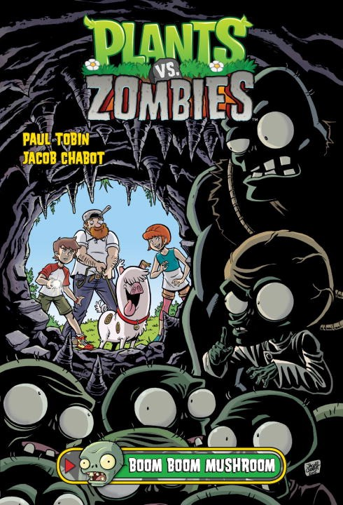 Plants vs. Zombies Volume 6: Boom Boom Mushroom the zombies колин бланстоун род аргент the zombies featuring colin blunstone