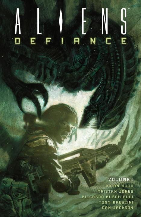 Aliens: Defiance Volume 1 monsters of folk monsters of folk monsters of folk