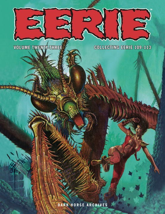 Eerie Archives Volume 23 creepy archives volume 25