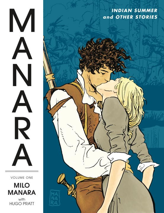 Manara Library Volume 1: Indian Summer and Other Stories riggs r library of souls