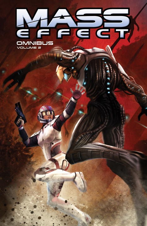 Mass Effect Omnibus: Volume 2 mass effect volume 2 evolution