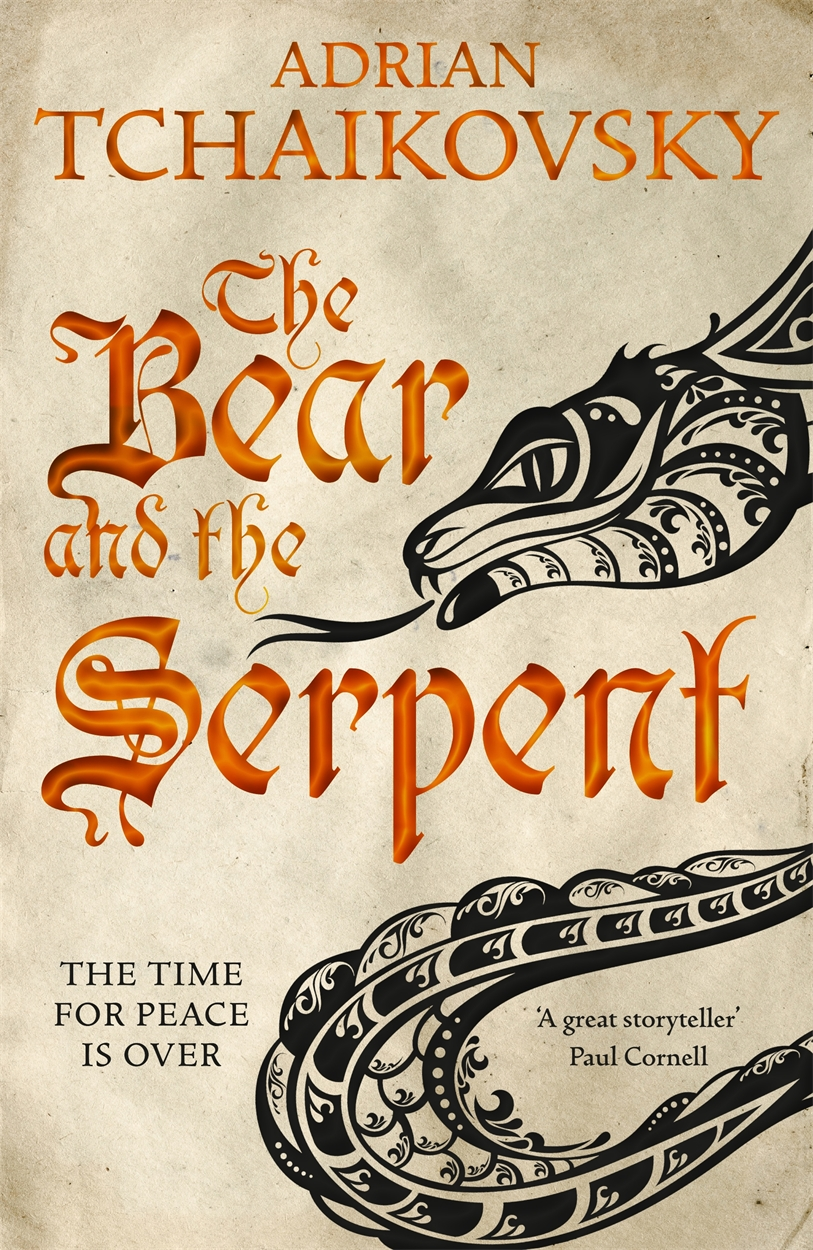 The Bear and the Serpent north and south