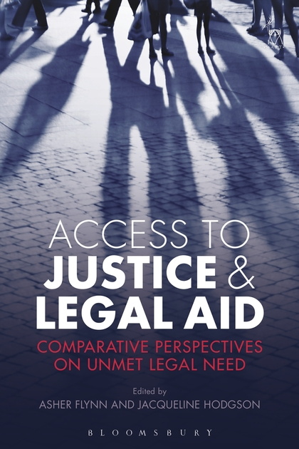 Access to Justice and Legal Aid: Comparative Perspectives on Unmet Legal Need clio in the italian garden – twenty–first century studies in historical methods and theoretical perspectives