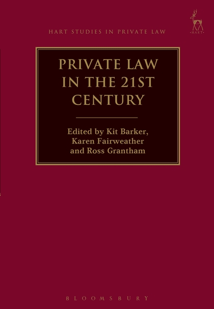 Private Law in the 21st Century first law 2 before they are hanged a