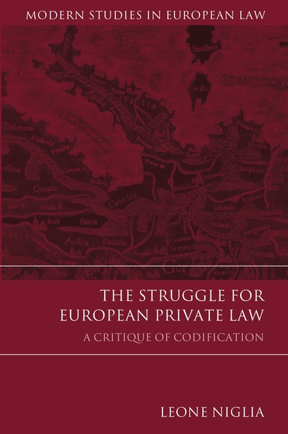 The Struggle for European Private Law: A Critique of Codification the law of the european central bank