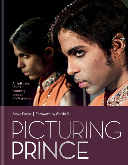 Picturing Prince: An Intimate Portrait a portrait of the artist as a young man