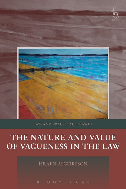 The Nature and Value of Vagueness in the Law sports law in russia monograph