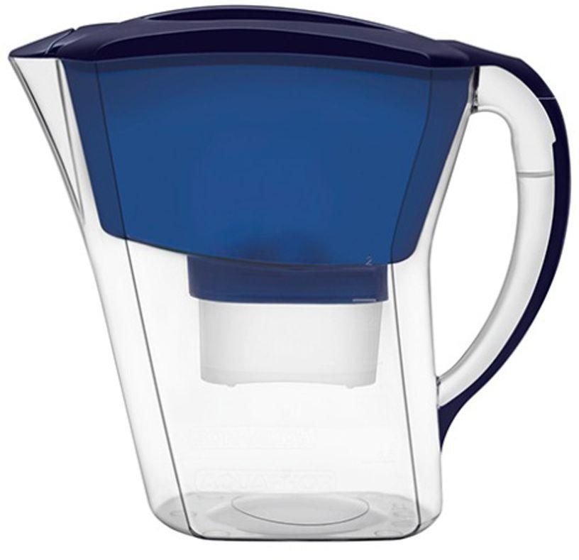 """Практичный и удобный фильтр-кувшин Аквафор """"Агат""""  очищает питьевую воду от активного хлора, тяжелых  металлов и других опасных примесей, встречающихся в  водопроводной воде. Корпус фильтра и фильтрующий сменный модуль  изготовлены из высококачественного пластика. Изделие  снабжено удобной ручкой. Такой кувшин фильтрует 1,7 литра воды за 1 применение и  накапливает 3,8 литра очищенной воды.  Вам не придется наполнять кувшин несколько раз и долго  ждать, чтобы приготовить ужин или сделать чай для гостей.  В комплекте имеется универсальный сменный модуль  """"B 100-25""""."""