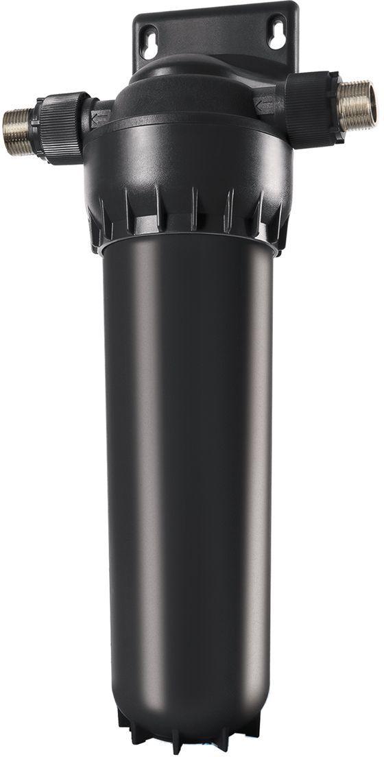 Корпус фильтра Аквафор Аквабосс-1-02, для горячей воды, соединение 1/2, размер 10 SLАКВАБОСС-1-02 горКорпус фильтра Аквафор Аквабосс-1-02, выполненный из стеклопластика, предназначен для горячей воды. Он эффективно удаляет песок, ржавчину, взвесь и другие примеси. С корпусом Аквафор Аквабосс-1-02 могут использоваться сменные модули: -5 микрон (ЭФГ 63/250-5 Н); - 20 микрон (ЭФГ 63/250-20 Н).