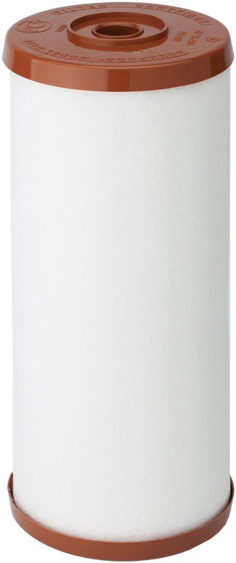 Модуль сменный Аквафор В 515-ПХ5, для очистки холодной воды, для фильтра Викинг. МидиМ Х-5 140-323Сменный модуль Аквафор В 515-ПХ5, выполненный из полипропилена, предназначен для очистки холодной воды. Используется в системе Аквафор Викинг. Миди. Модуль очищает воду от взвесей, ржавчины, песка и других механических примесей. Пористость фильтрующего материала: 5 мкм.Максимальная скорость фильтрации: 15 л/мин.
