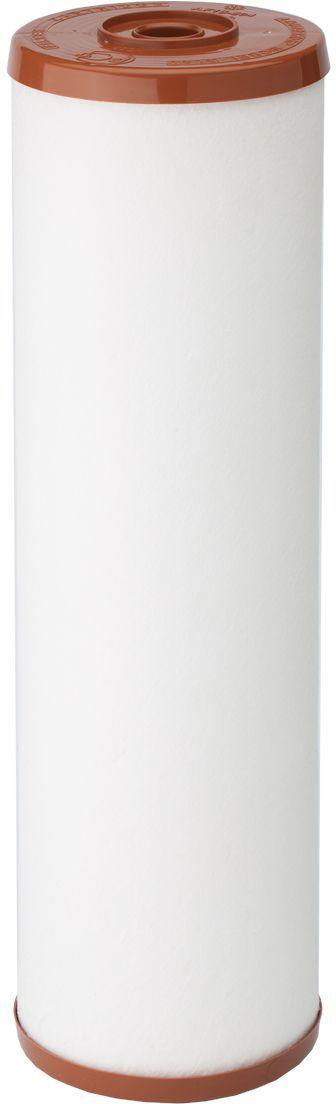 Модуль сменный Аквафор В 520-ПХ20, для очистки холодной воды, для фильтра ВикингМХ-20 140-489Сменный модуль Аквафор В 520-ПХ20, выполненный из полипропилена, предназначен для очистки холодной воды. Используется в системе Аквафор Викинг.Модуль очищает воду от взвесей, ржавчины, песка и других механических примесей. Пористость фильтрующего материала: 20 мкм.Максимальная скорость фильтрации: 25 л/мин.