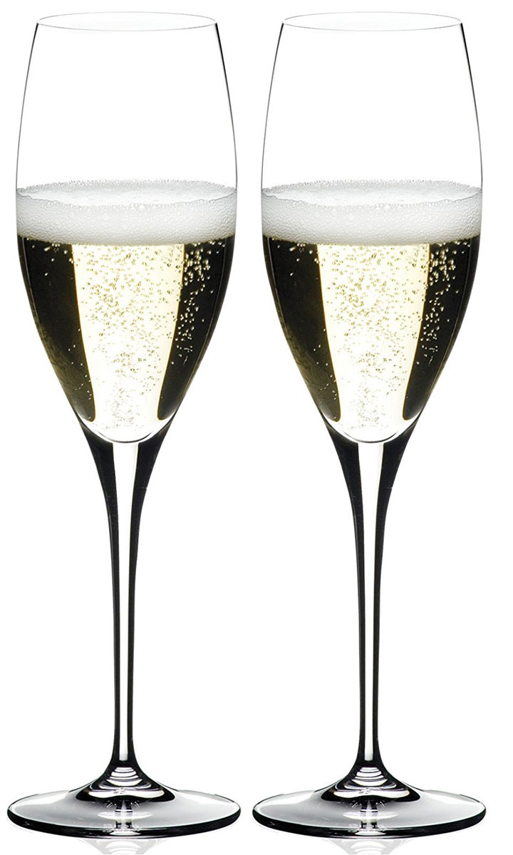 "Набор фужеров Riedel ""Heart to Heart. Champagne Glass"", 330 мл, 2 шт"