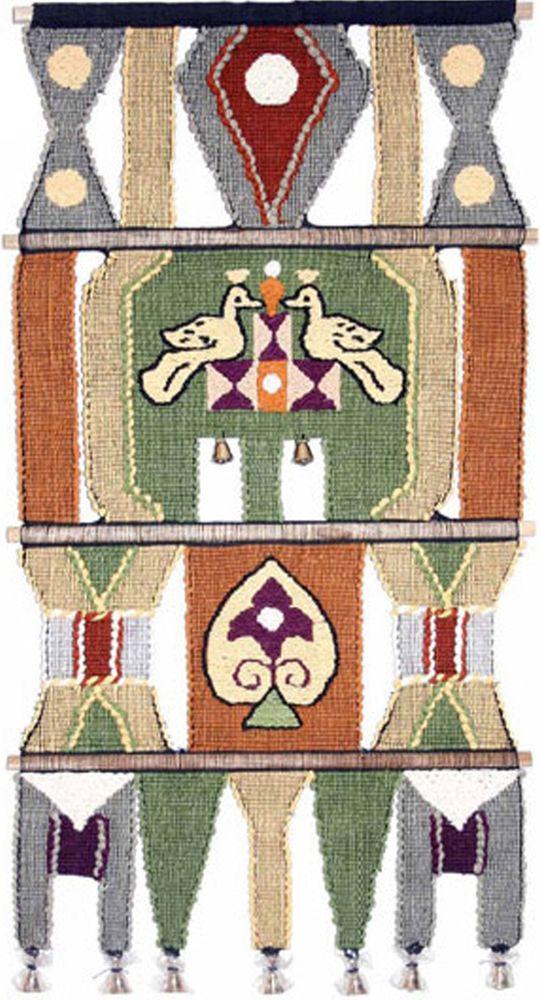 Коврик декоративный India Cotton, 45 х 80 см. 206L206LКоврик декоративный ручной работы.Произведен в деревнях Индии, с вековыми традициями в изготовлении хлопковых изделий.Служит идеальным украшением Вашего интерьера, отличный подарок по любому случаю. Этнический оберег, колокольчиками отгоняющий зло и привлекающий блага.Изделия ручной работы могут немного отличаться от товара, представленного на фото, например, цветовыми нюансами, отделкой.Внимание: коврик не подлежит стирке!