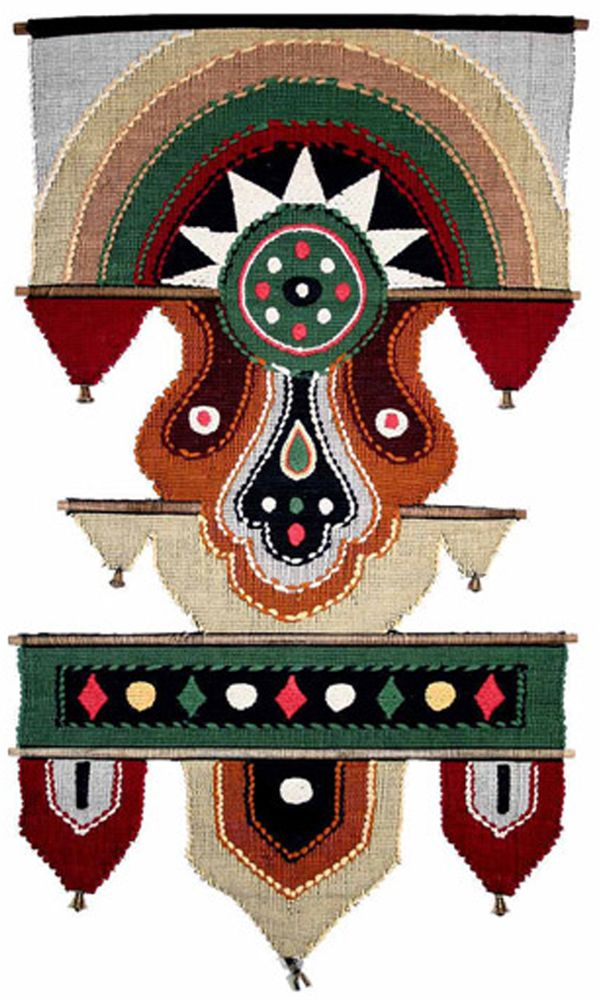 Коврик декоративный India Cotton, 35 х 60 см. 432AL432ALКоврик декоративный ручной работы India Cotton произведен в деревнях Индии, с вековыми традициями в изготовлении хлопковых изделий. Изделие выполнено из хлопка, дерева и металла.Он послужит идеальным украшением вашего интерьера или станет отличным подарком по любому случаю. Этнический оберег, колокольчиками отгоняющий зло и привлекающий блага.Изделия ручной работы могут немного отличаться от товара, представленного на фото, например, цветовыми нюансами, отделкой.Внимание: коврик не подлежит стирке!