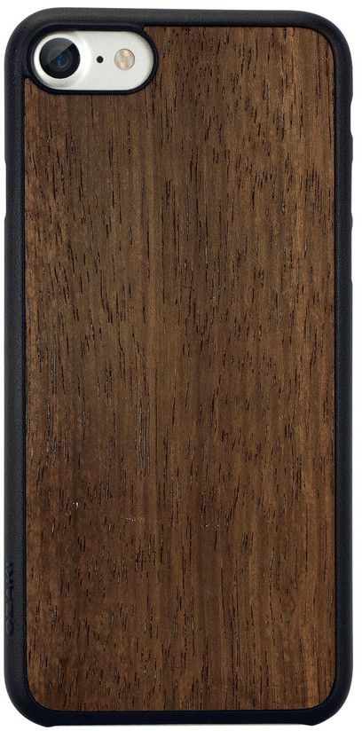Ozaki O!coat 0.3+Wood Case чехол для iPhone 7/8, EbonyOC736EB