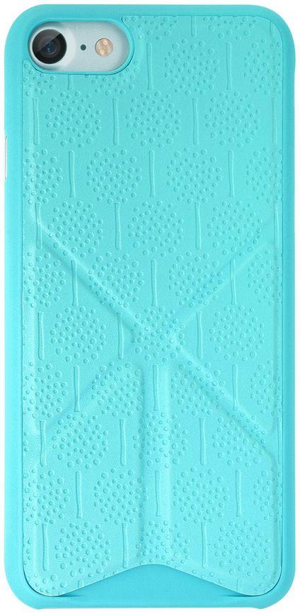 все цены на Ozaki O!coat 0.3+Totem Versatile Case чехол для iPhone 7/8, Blue