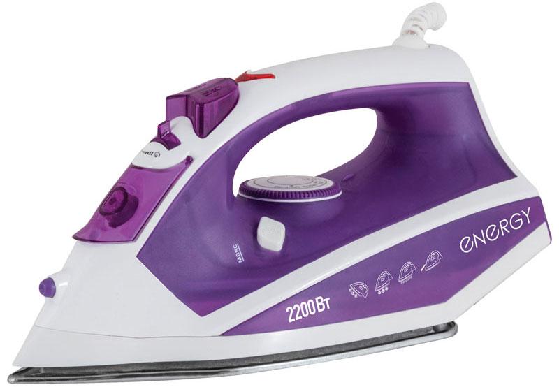Energy EN-308, Purple утюг