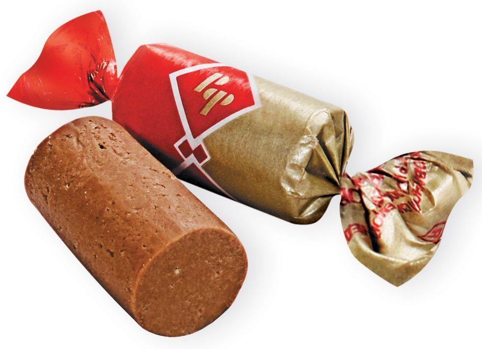 """Рот-Фронт """"Батончики Рот Фронт"""" конфеты с пралине и хрустящими вафлями, 250 г"""