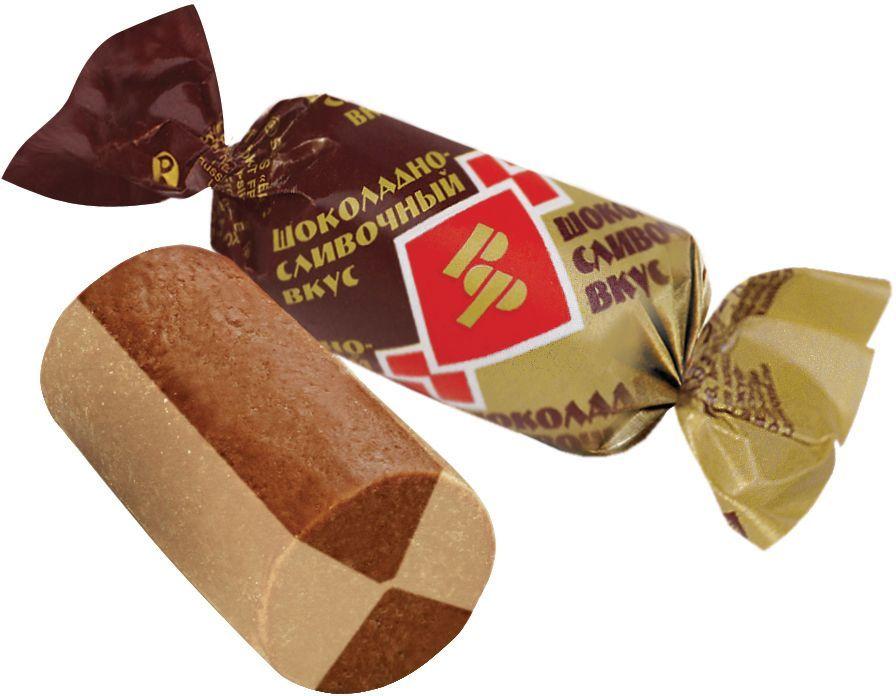 Рот-Фронт Батончики Рот Фронт конфеты из пралине и хрустящих дробленых вафель с шоколадно-сливочным вкусом, 250 гРФ07604Знаменитые московские конфеты напоминают вкус детства!