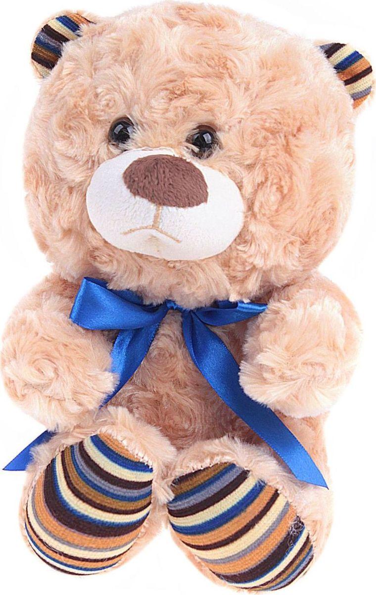 Sima-land Мягкая игрушка Медвежонок Крошка 21 см fancy мягкая игрушка собака сплюшка 70 см 378752