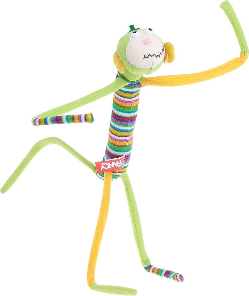 Sima-land Мягкая игрушка Слим-обезьянка 22 см sima land мягкая игрушка на руку мальчик 1147835