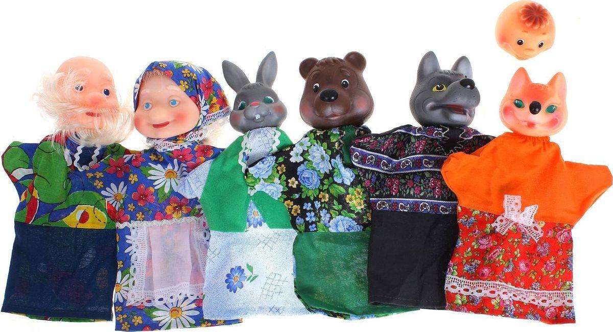 Sima-land Кукольный театр Колобок - Игрушки для малышей