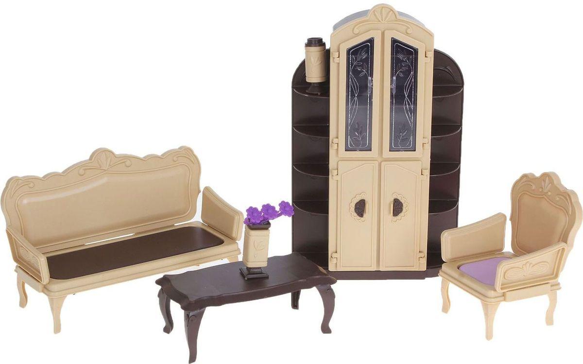 Sima-land Мебель для кукол Гостиная Коллекция sima land мебель для кукол гостиная 11 предметов 730418